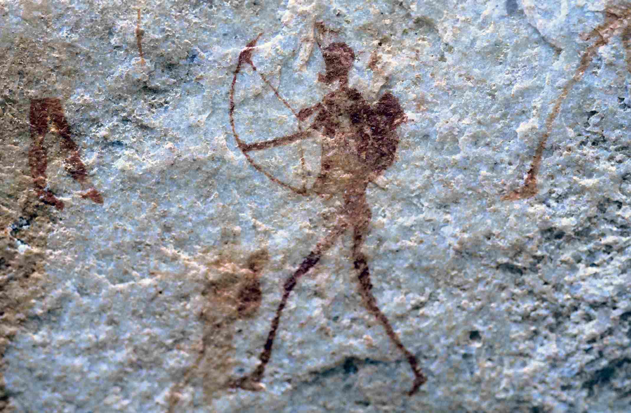San Bushman Rock Art
