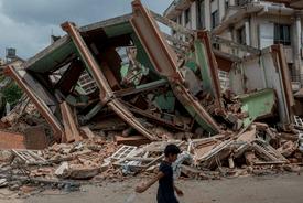 2015 Nepal earthquake damage