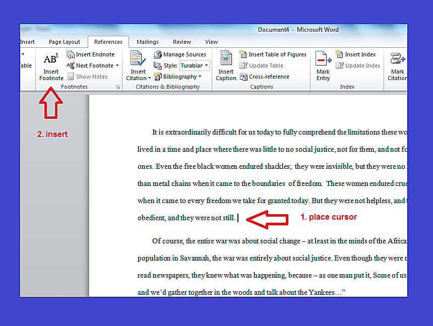 endnote citation style examples