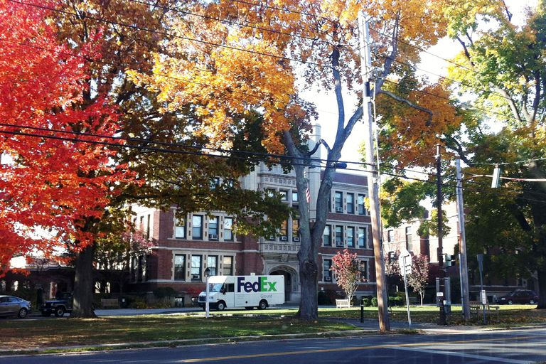 Concordia College in Bronxville, New York