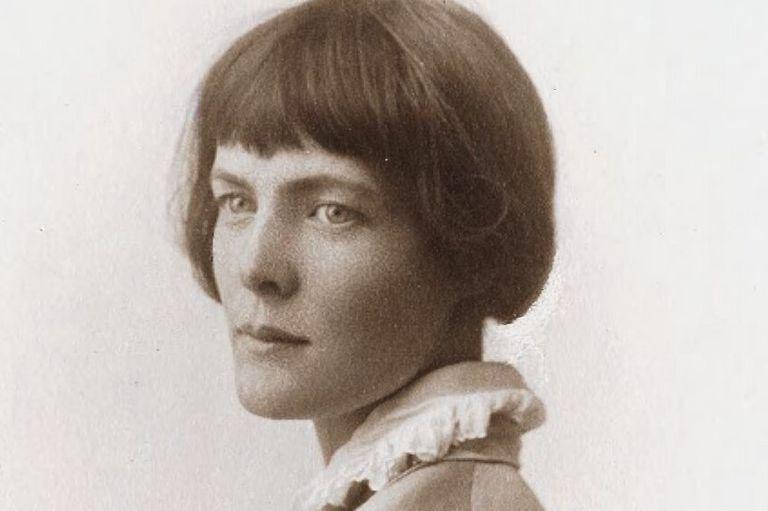 Portrait of Hilda Doolittle