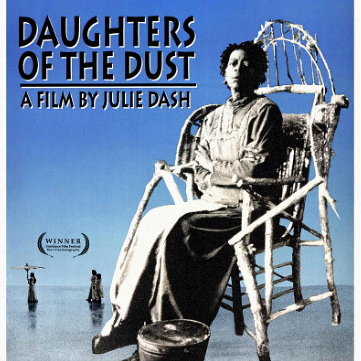 Poster for the movie, Daughters of the Dust