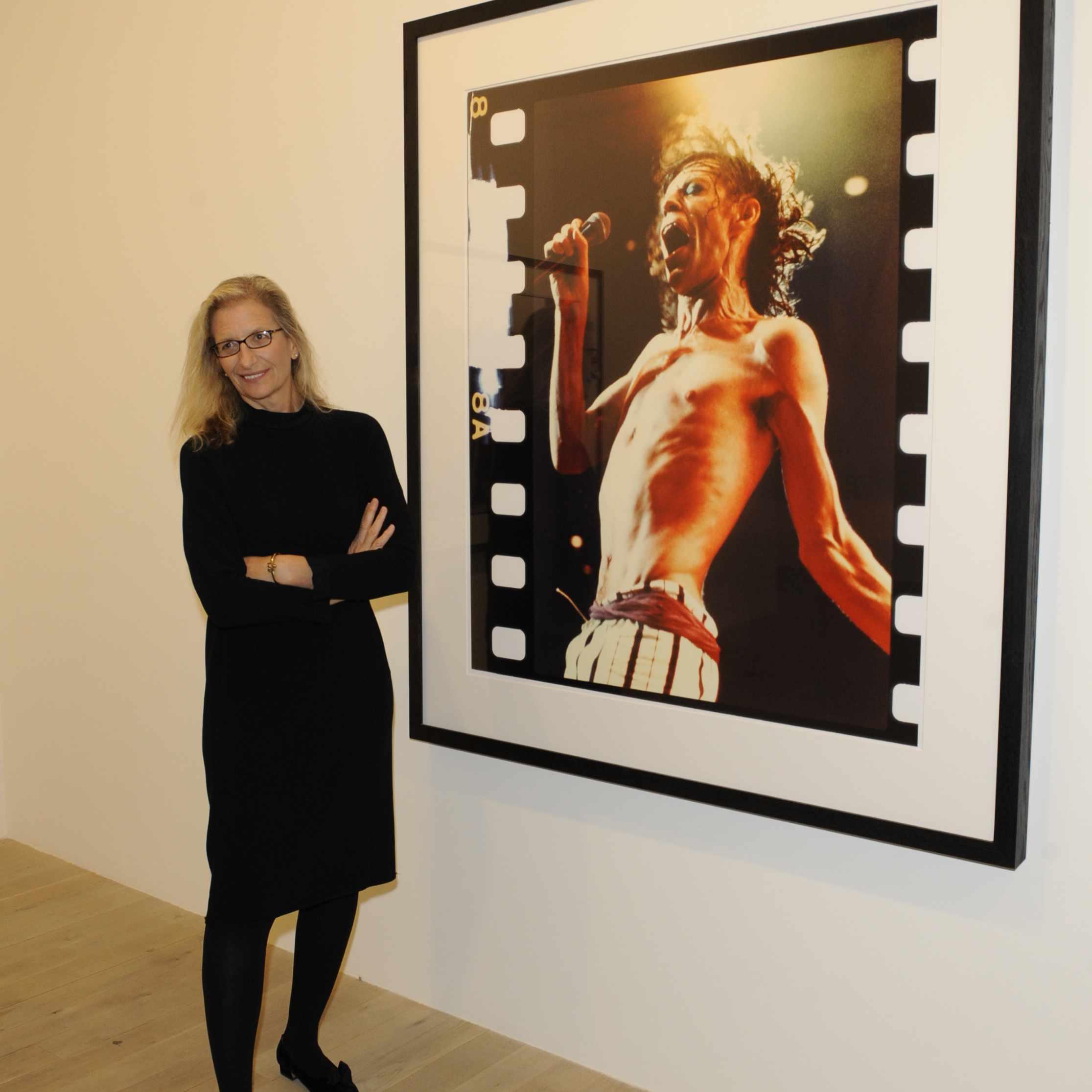 Annie Leibovitz Reception