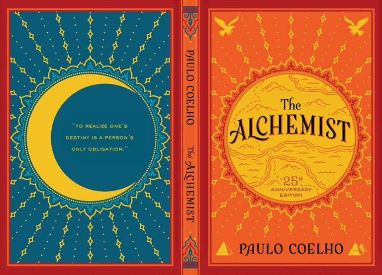 The Alchemist Cover 25 Anniversary