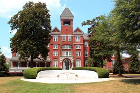 Graves Hall at Morehouse College