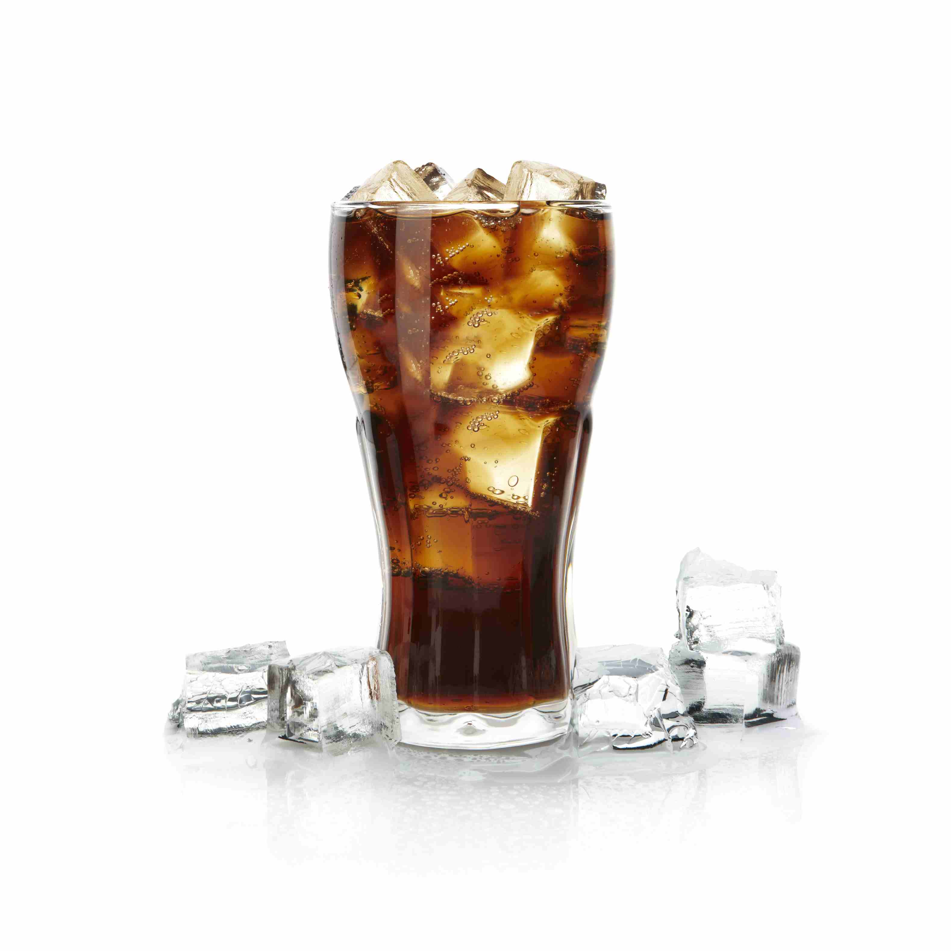 Cola and other soft drinks often contain brominated vegetable oil.