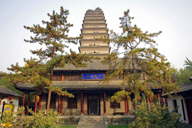 Chang'an - Capital of the Han, Sui, and Tang Dynasties