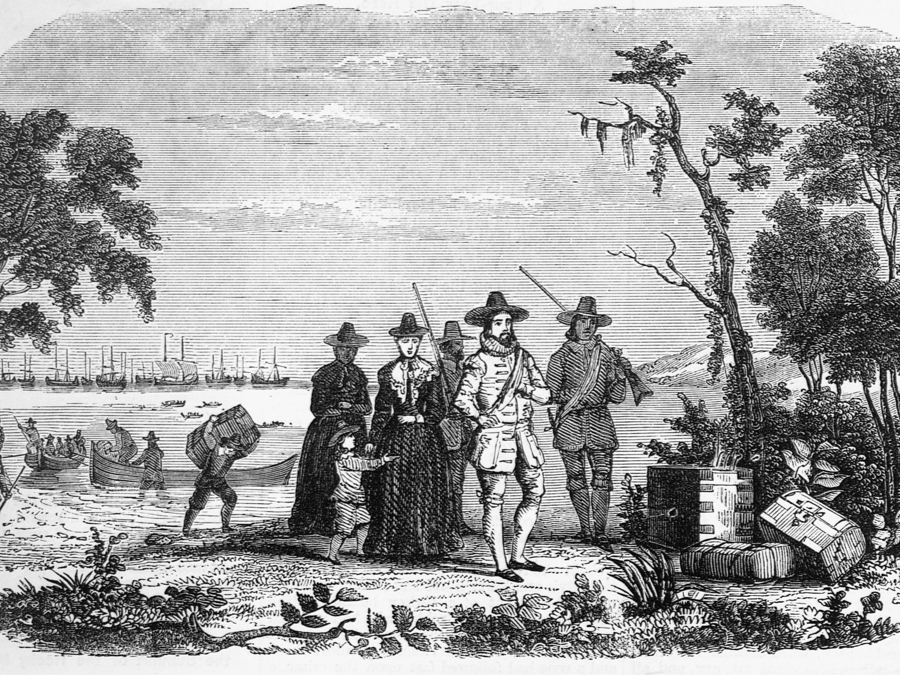 The Founding of the Massachusetts Bay Colony