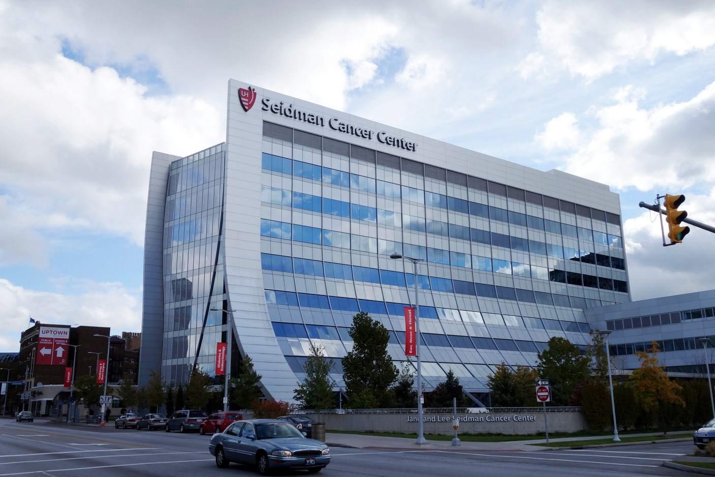 UH Seidmanin syöpäkeskus Case Western Reserve -alueella