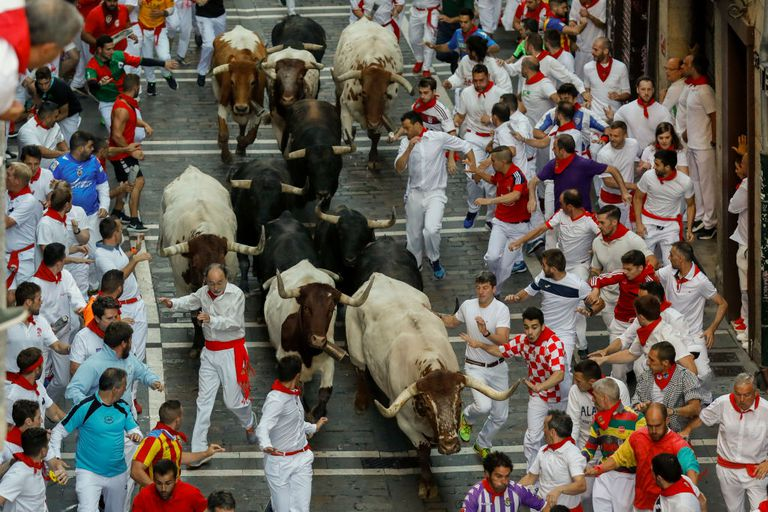 Running of the Bulls 2019