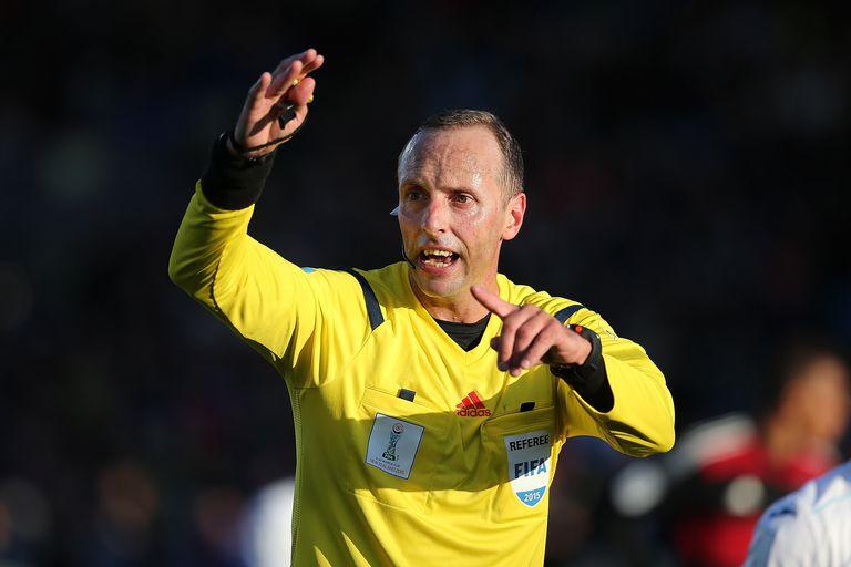 A FIFA referee