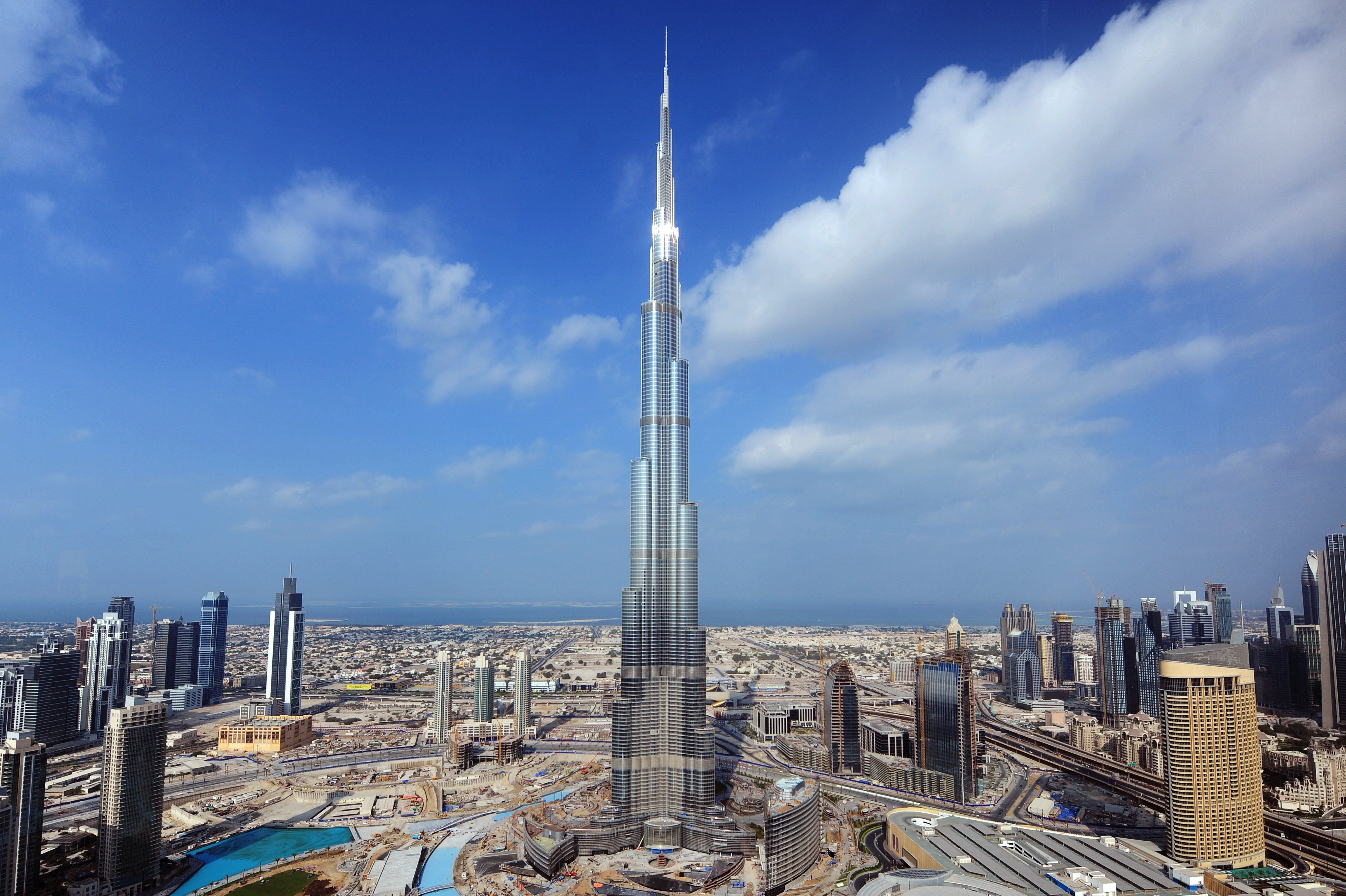Some of the Highest Skyscrapers in the World