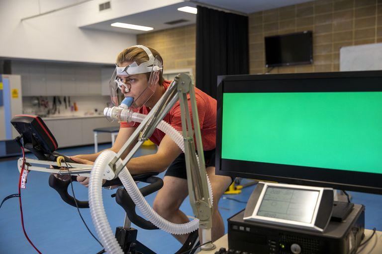Testing Athletes