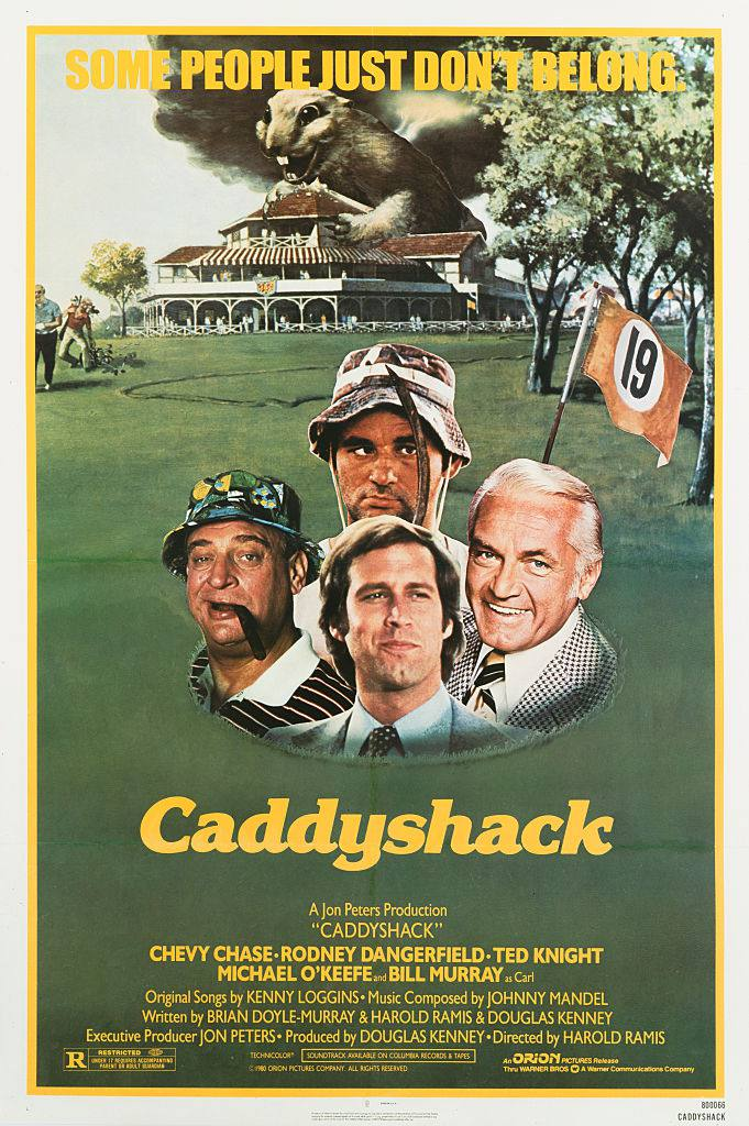 "21 Funny ""Caddyshack"" Quotes To Slip Into Everyday Conversations"