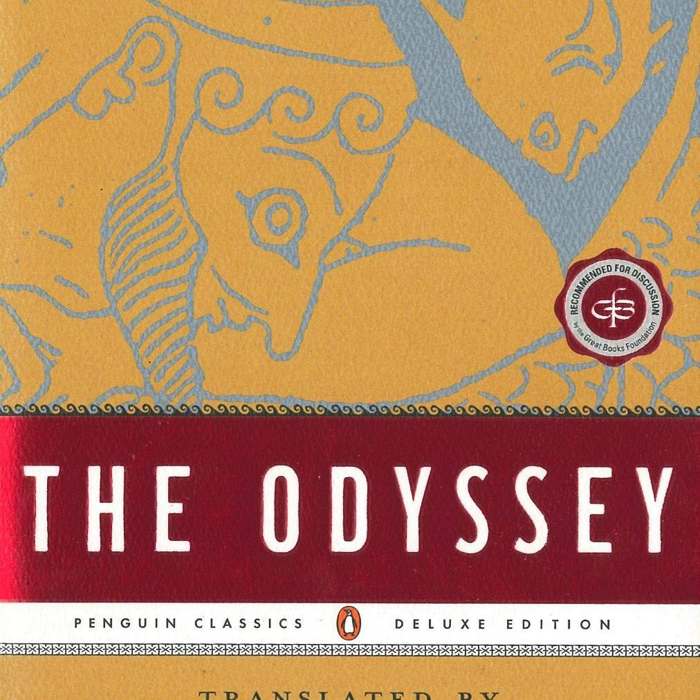 The odyssey book cover