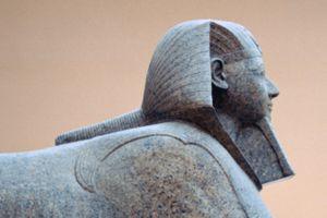 Hatshepsut as Sphinx