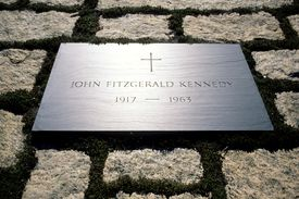 John F. Kennedy Gravesite, Arlington Cemetery