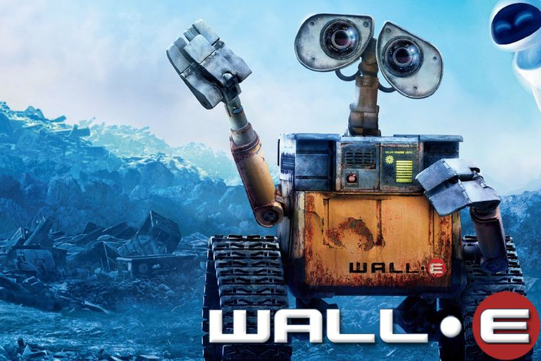 Wall E Decorations Party