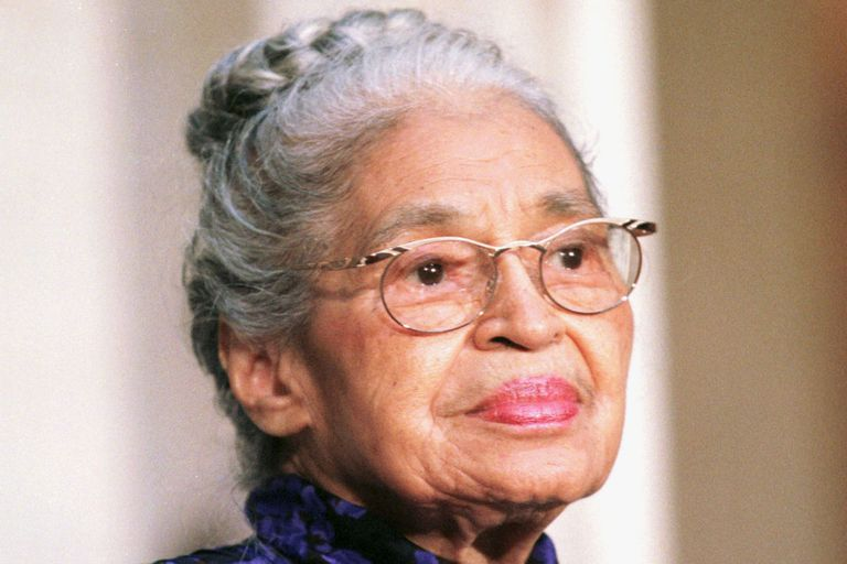 Quotes From Civil Rights Icon Rosa Parks