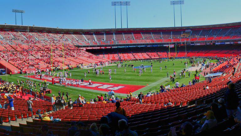 Fresno State Football Stadium