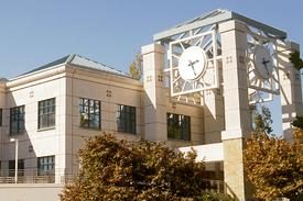 Sonoma State University Schultz Library
