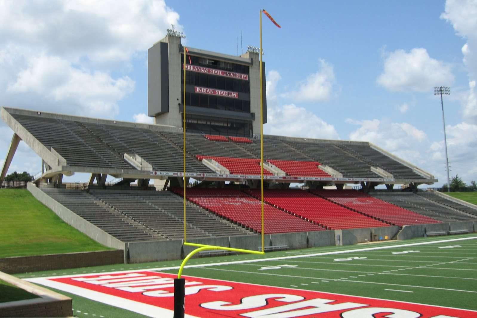 The Arkansas State University Stadium