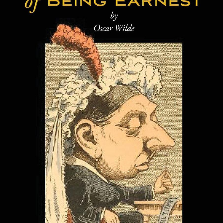 The Importance of Being Earnest book cover