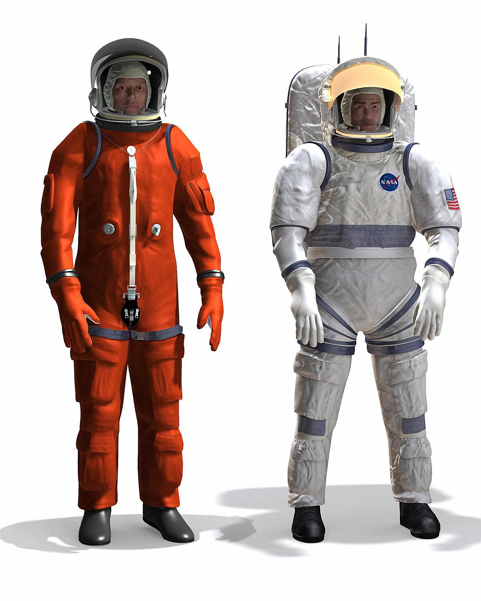 Constellation Space Suit Design