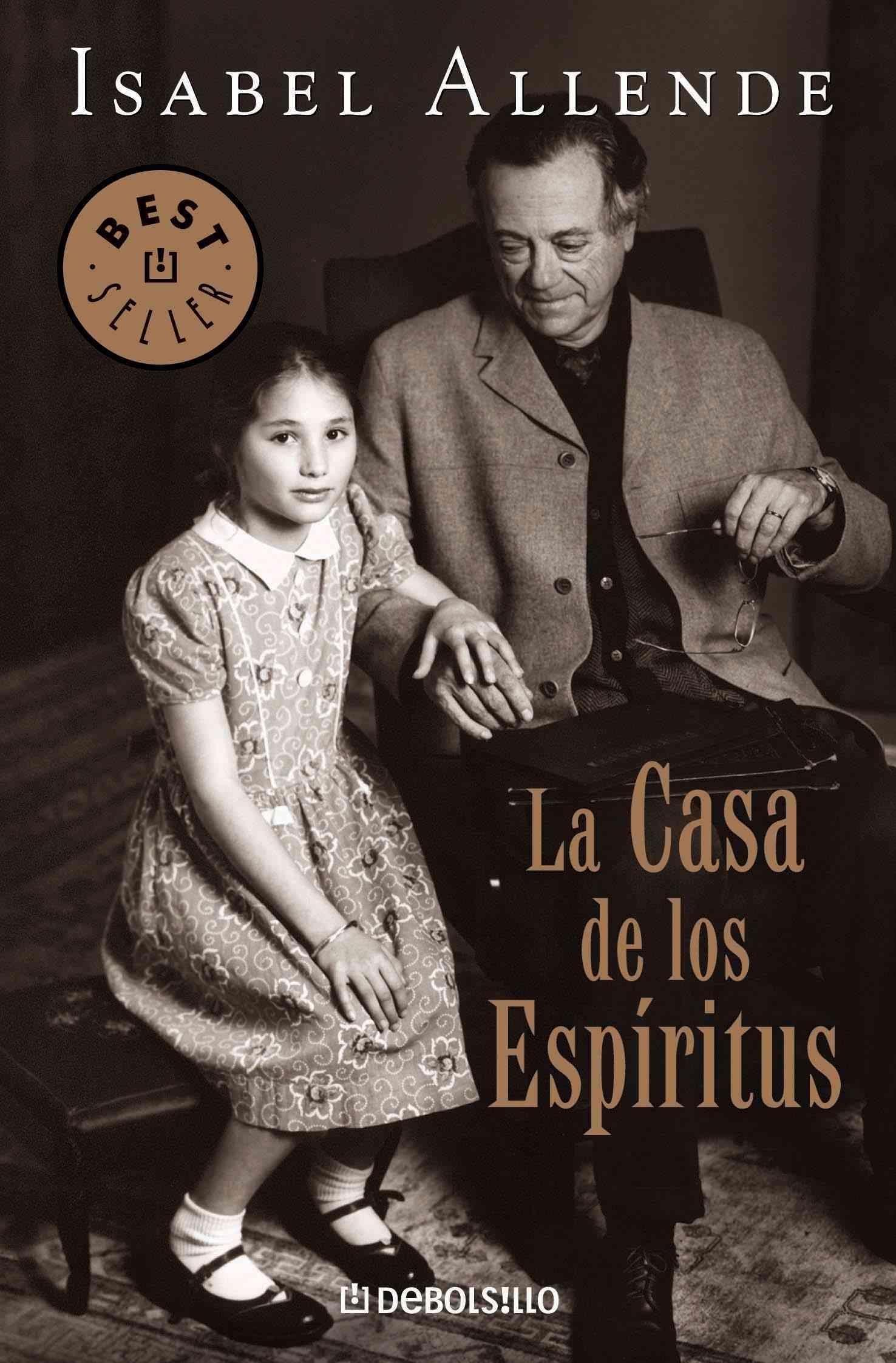 La casa de los espiritus de Isabel Allende