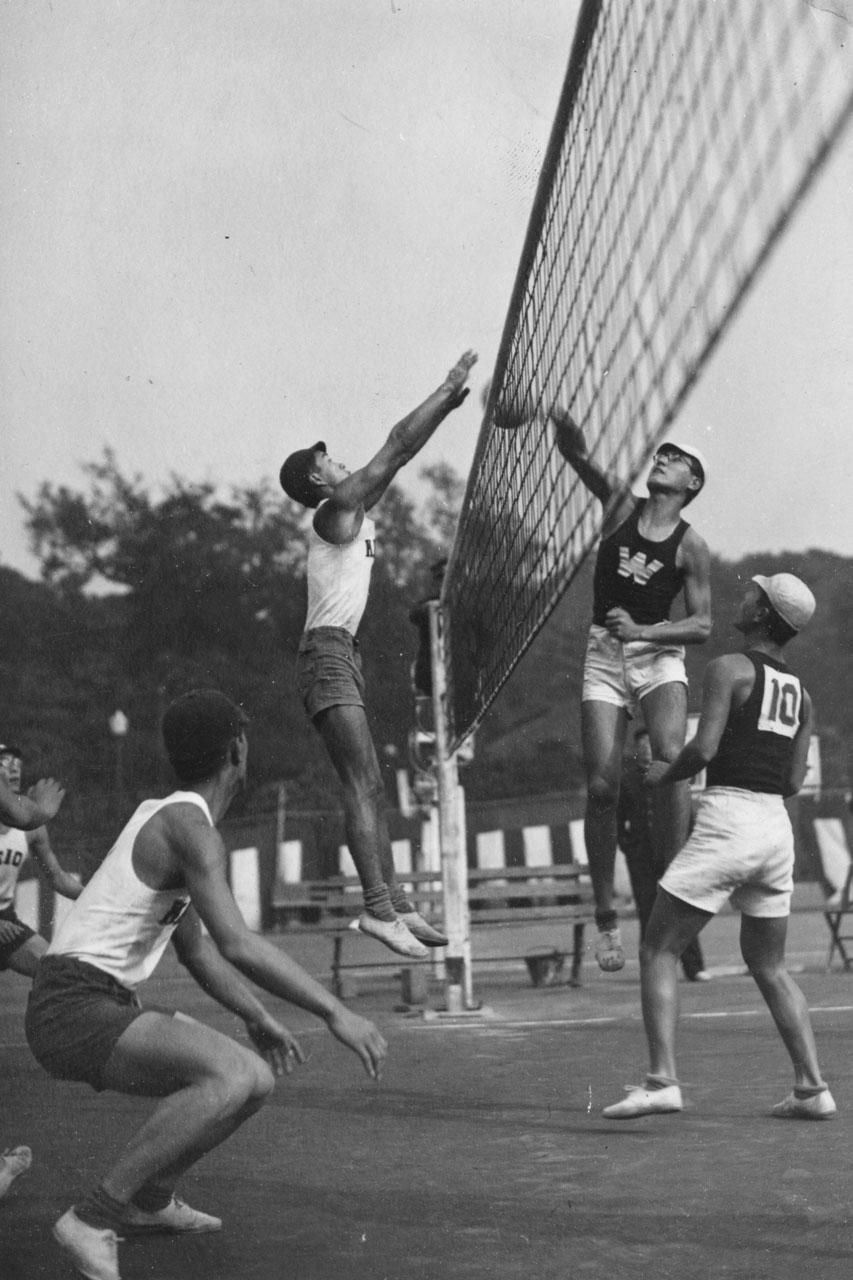 Where Did The Races Come From: Where Does Volleyball History Begin?