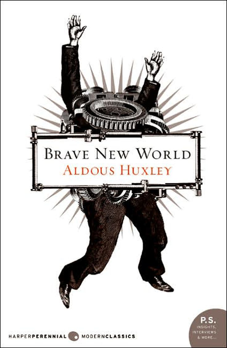 Quotes from Brave New World by Aldous Huxley