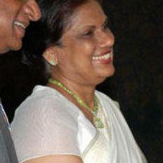 Chandrika Kumaranatunga