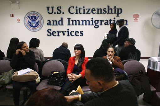 Children Receive U.S. Citizenship Certificates In New York
