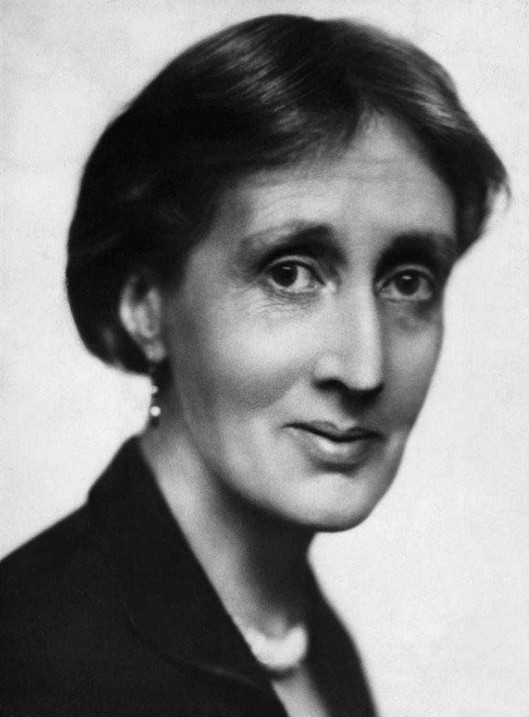 Virginia Woolf, ca. 1936