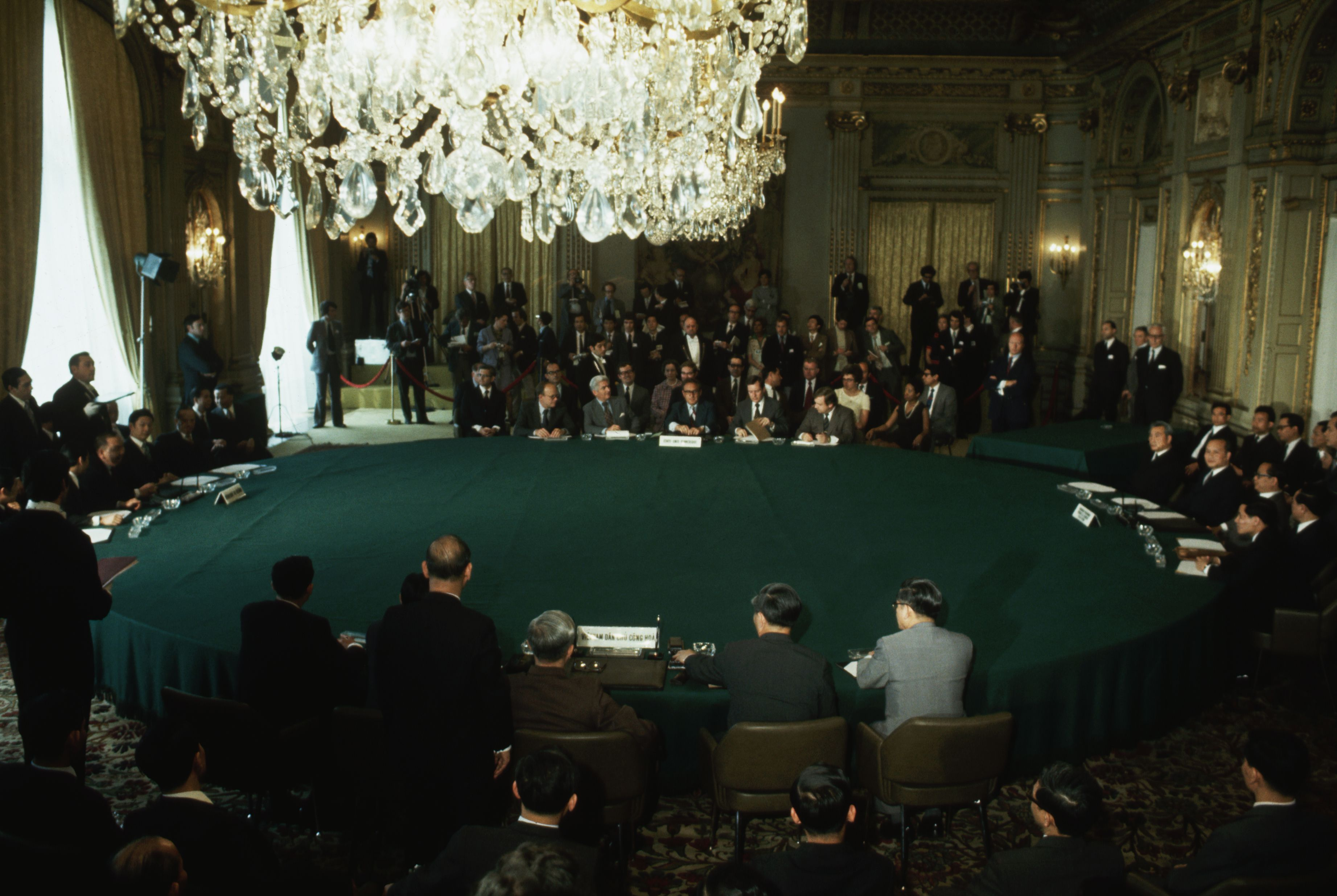 1973 Paris Peace Accords