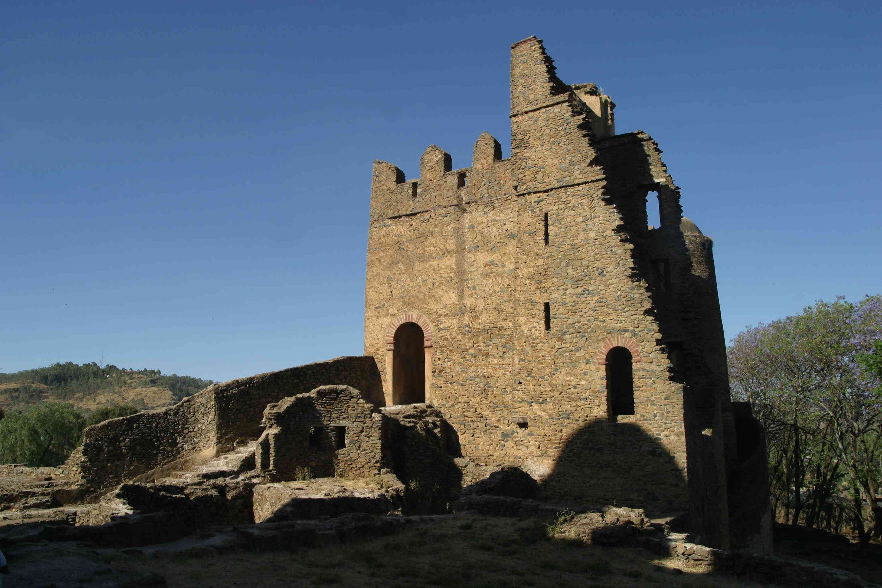 Tomb of the Brick Arches, Axum