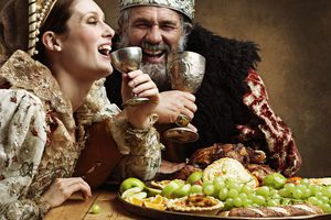 Mead and merriment