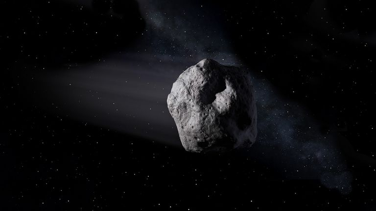 asteroid similar to Apophis