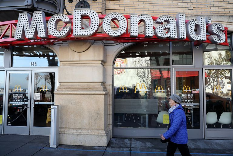 McDonald's Q4 Same Store Sales Growth Rises To Highest Level In 6 Years