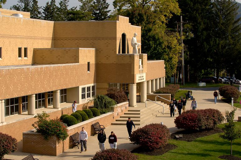Alvernia University Library