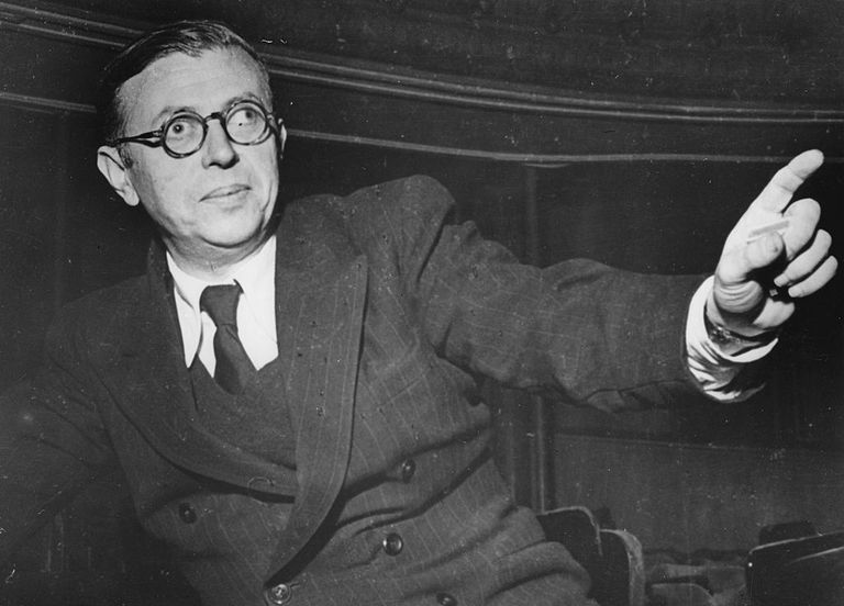 jean paul sartre nausea analysis