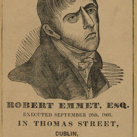 Poster of Robert Emmet