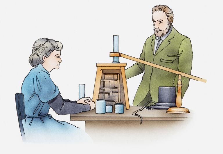 Marie Curie may be the most famous woman in chemistry, but she isn't the only one.