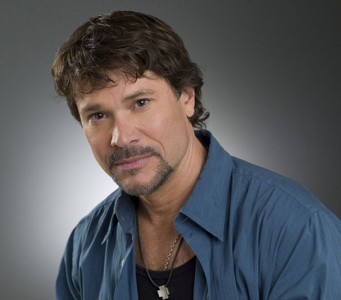 "Former ""Day of Our Lives"" star Peter Reckell"