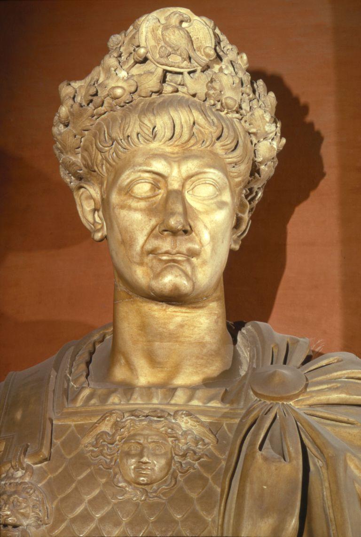 Bust Of the Roman Emperor, Nero.