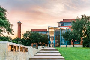 Trinity University in Texas