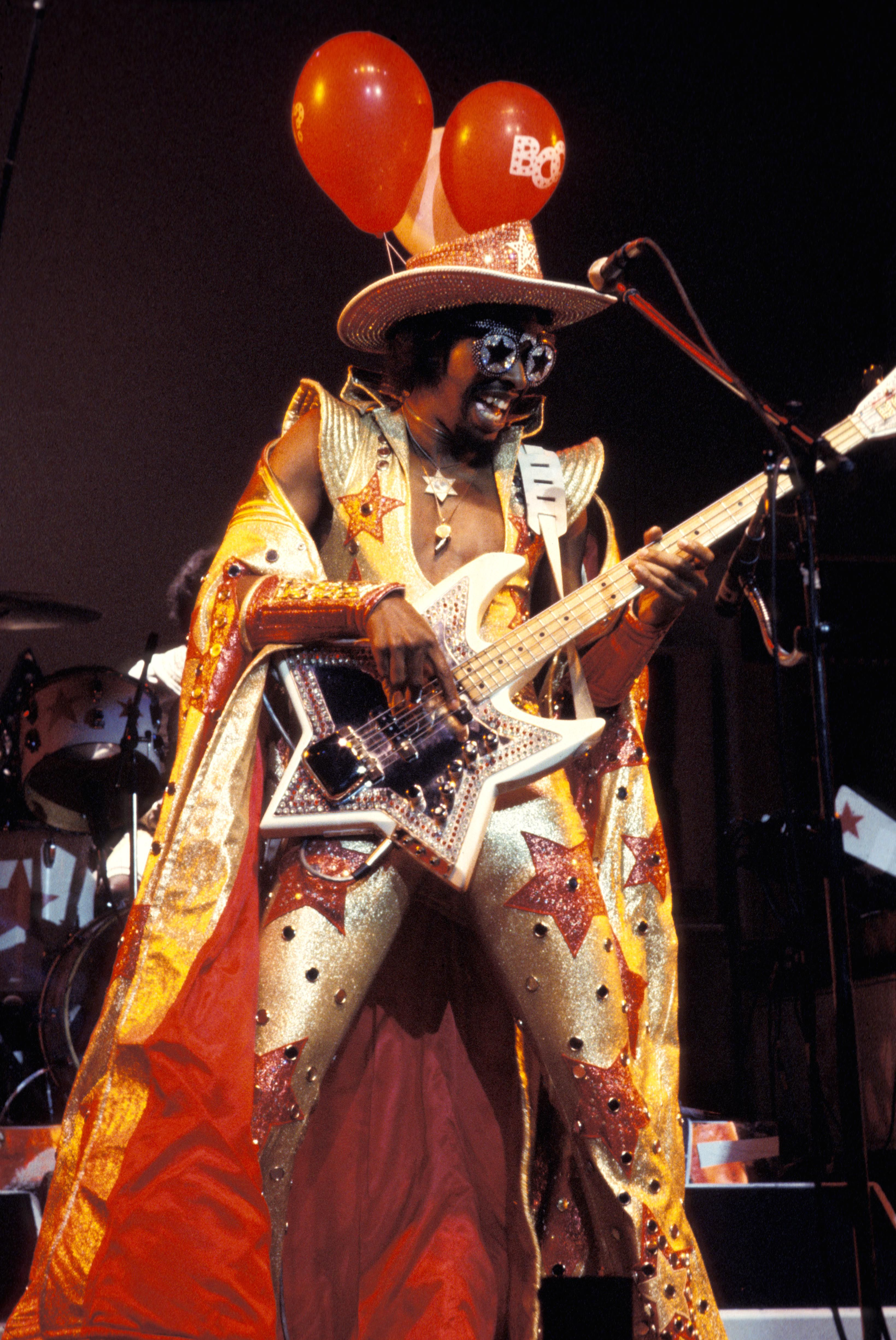 Bootsy Collins Ten Greatest Songs