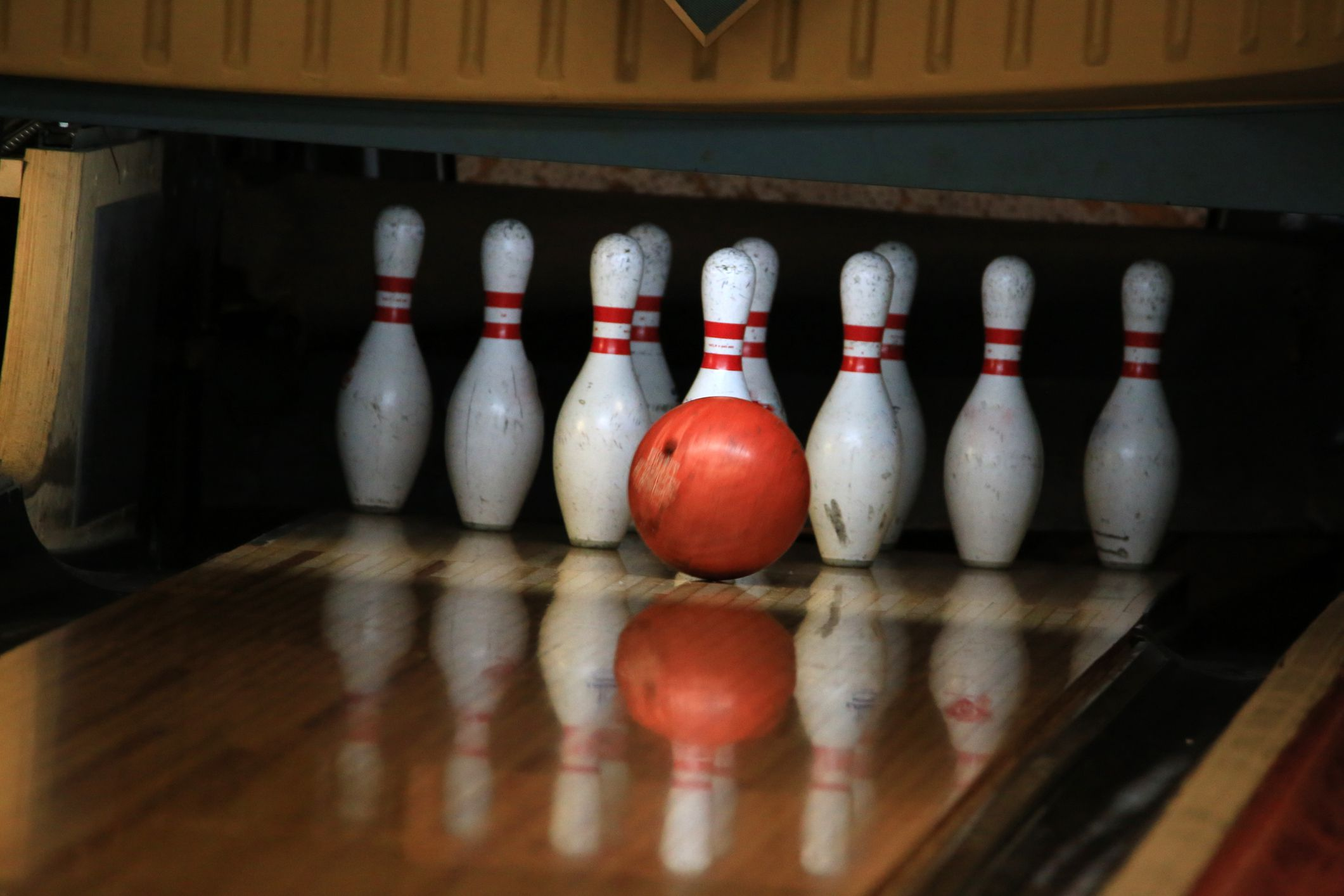 Strings of Strikes in Bowling