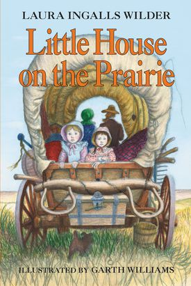 Little House on the Prairie - Book Cover
