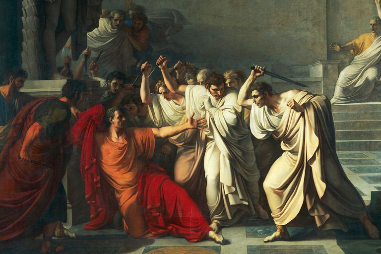 Death of Ceasar